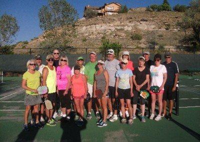 3.0 Mixed Doubles participants