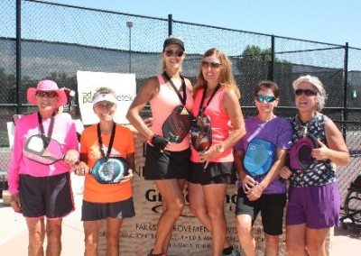 3.5 Women's Winners