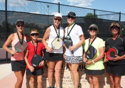 4.0 Women's Winners