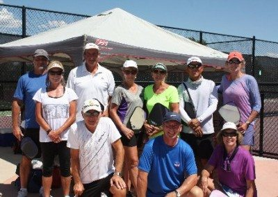 4.5 MIxed Doubles participants