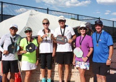 4.5 Mixed Doubles winners