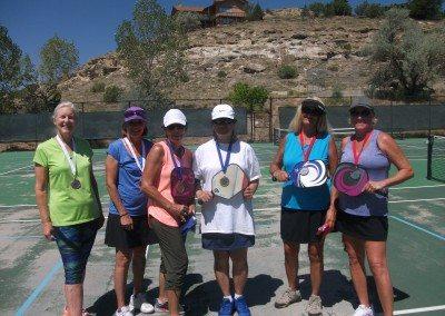 WS Open 3.0 Women Winners