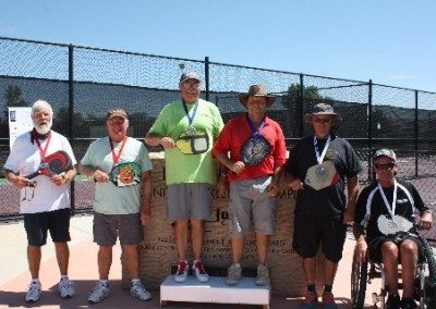 Western Slope Open 3.5 Men's Doubles
