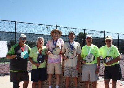 Western Slope Open 4.0 Men's Doubles