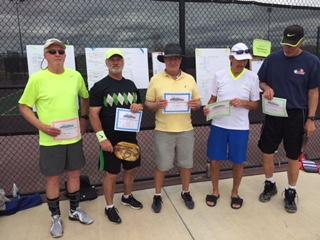 4.0 Men winners