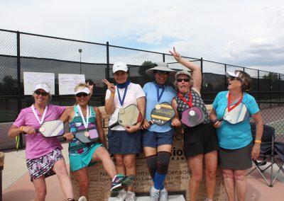 3.5 Women's medalists 2