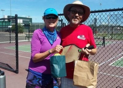 WSPC Sweet 16 - 4.0 4.5 Winners - Karen Wllington and Walter Cummings