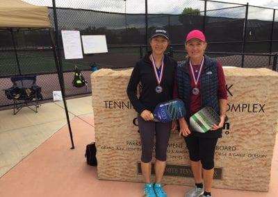 3.5 Women's winners